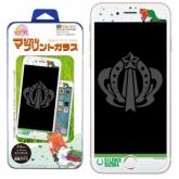 ウマ娘 プリティーダービー マジカルプリントガラス iPhone6/6s/7/8用 02サイレンススズカ