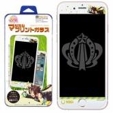 ウマ娘 プリティーダービー マジカルプリントガラス iPhone6/6s/7/8用 04ウオッカ