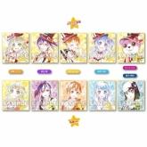 バンドリ! ガールズバンドパーティ! Ani-Art トレーディングミニ色紙 ハロー、ハッピーワールド! ver.