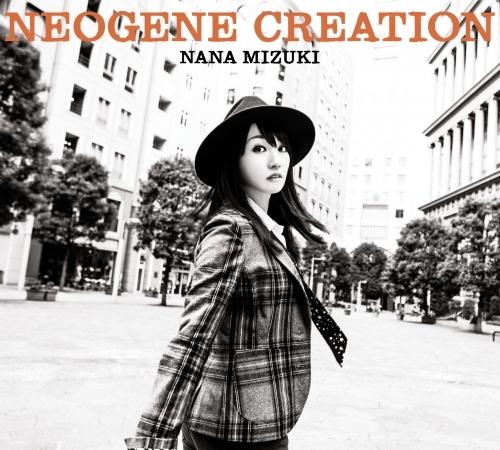 【アルバム】水樹奈々/12thアルバム「NEOGENE CREATION」  BD付初回限定盤
