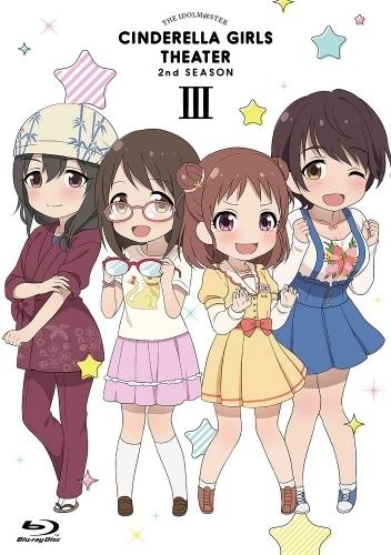【Blu-ray】TV アイドルマスター シンデレラガールズ劇場 2nd SEASON 3