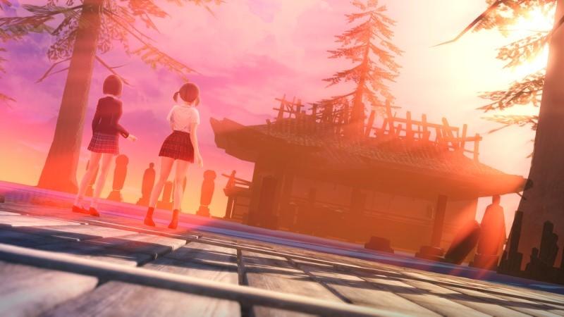【PS4】BLUE REFLECTION TIE/帝 サブ画像5