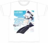 アズールレーン フルカラーメンズTシャツ「イラストリアス」 【アフターコミケ94】