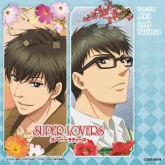 TV SUPER LOVERS MUSIC COLLECTION featuring Aki and Shima