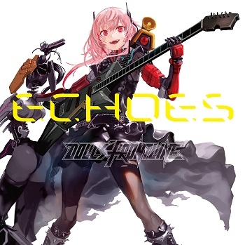 【アルバム】ドールズフロントライン Character Songs Collection 「ECHOES」 【通常盤】CD