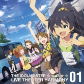 THE IDOLM@STER MILLION LIVE! THE IDOLM@STER LIVE THE@TER HARMONY 01
