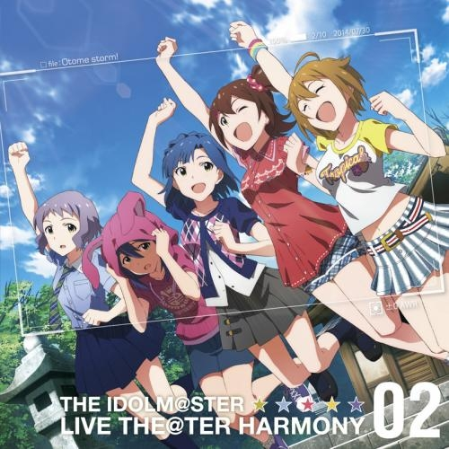 【キャラクターソング】THE IDOLM@STER MILLION LIVE! THE IDOLM@STER LIVE THE@TER HARMONY 02