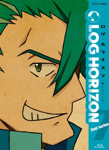 【Blu-ray】TV ログ・ホライズン 第2シリーズ 7