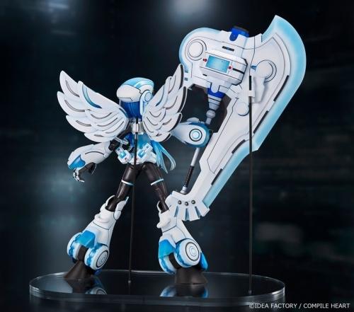 【フィギュア】新次元ゲイムネプテューヌ VII ネクストホワイト 1/7スケール ABS&PVC 製塗装済み完成品【特価】 サブ画像3