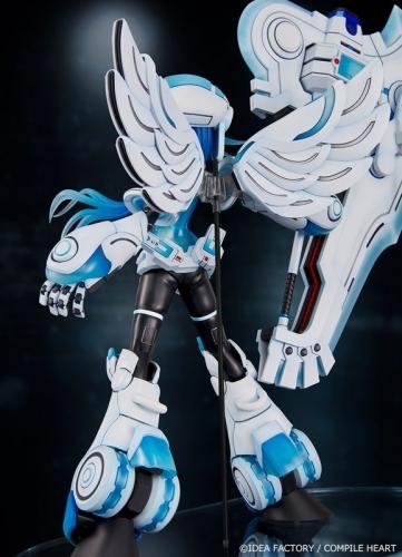 【フィギュア】新次元ゲイムネプテューヌ VII ネクストホワイト 1/7スケール ABS&PVC 製塗装済み完成品【特価】 サブ画像5