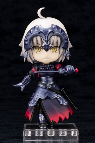 【フィギュア】Fate/Grand Order キューポッシュ アヴェンジャー/ジャンヌ・ダルク〔オルタ〕【特価】 サブ画像6