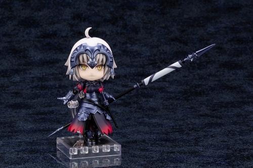 【フィギュア】Fate/Grand Order キューポッシュ アヴェンジャー/ジャンヌ・ダルク〔オルタ〕【特価】 サブ画像7