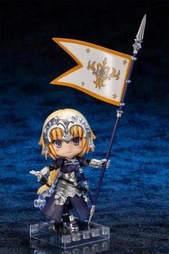 【フィギュア】Fate/Grand Order キューポッシュ ルーラー/ジャンヌ・ダルク【特価】