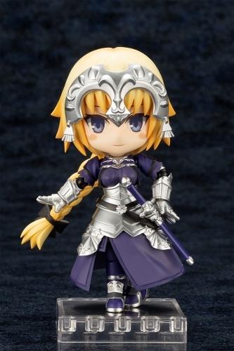 【フィギュア】Fate/Grand Order キューポッシュ ルーラー/ジャンヌ・ダルク【特価】 サブ画像2