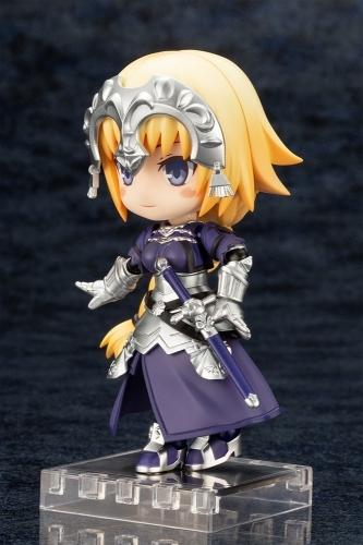 【フィギュア】Fate/Grand Order キューポッシュ ルーラー/ジャンヌ・ダルク【特価】 サブ画像3