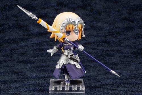 【フィギュア】Fate/Grand Order キューポッシュ ルーラー/ジャンヌ・ダルク【特価】 サブ画像6
