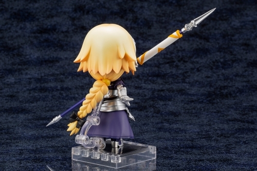 【フィギュア】Fate/Grand Order キューポッシュ ルーラー/ジャンヌ・ダルク【特価】 サブ画像9