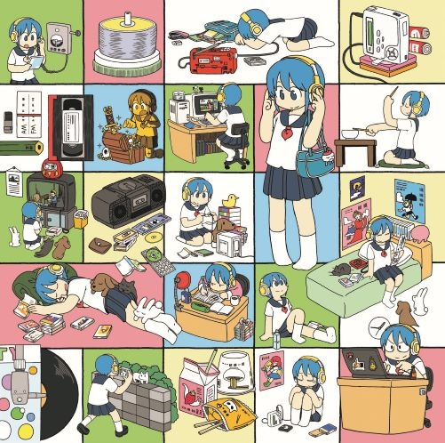 """【アルバム】「時間旅行 [DJ和の""""あの頃""""アニソンMIX]」/DJ和"""