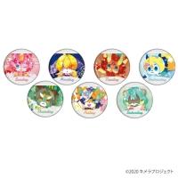 【グッズ-バッチ】YUKI×AOIキメラプロジェクト 缶バッジ 01/ブラインド(全7種)【催事商品】