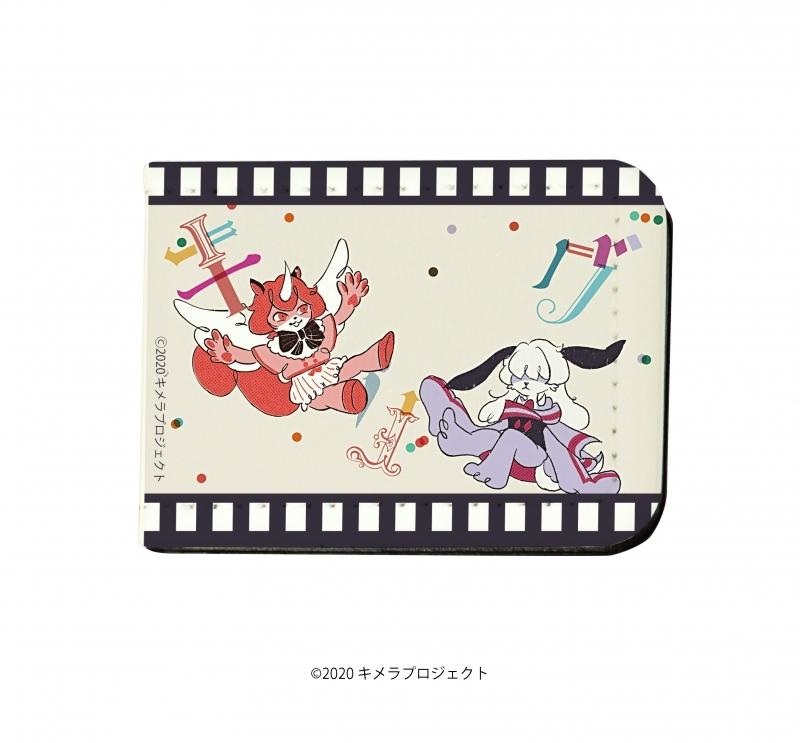 【グッズ-文房具】YUKI×AOIキメラプロジェクト レザーフセンブック 01/MVデザイン【催事商品】