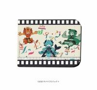 【グッズ-文房具】YUKI×AOIキメラプロジェクト レザーフセンブック 02/MVデザイン【催事商品】