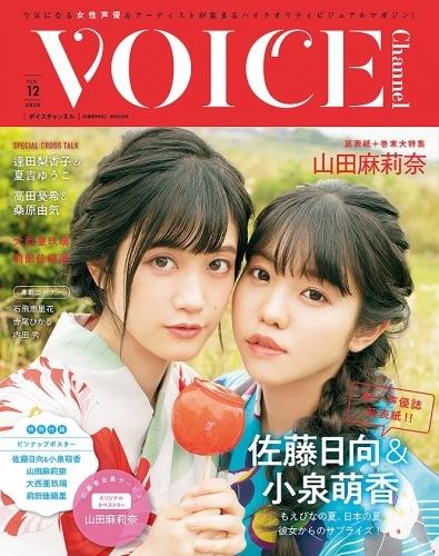 【雑誌】VOICE Channel vol.12