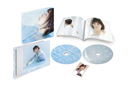 【アルバム】3rd アルバム「clearly」/井口裕香 【初回生産限定盤】 サブ画像2