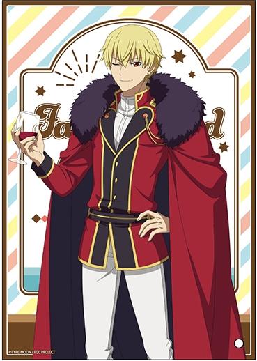 【グッズ-スタンドポップ】Fate/Grand Carnival ミニアクリルアート ギルガメッシュ 不思議の国のアリス ver.