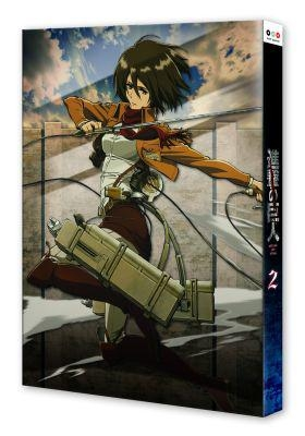 【DVD】TV 進撃の巨人 2