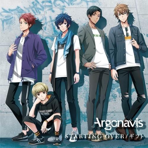 【マキシシングル】アルゴナビス from BanG Dream!「STARTING OVER/ギフト」/Argonavis 【通常盤】