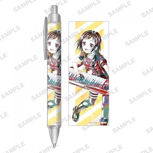 【グッズ-ボールペン】バンドリ! ガールズバンドパーティ! Ani-Art ボールペン 2020ver. 羽沢つぐみ