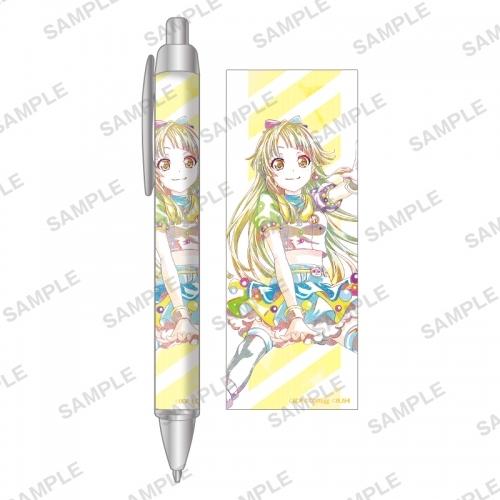 【グッズ-ボールペン】バンドリ! ガールズバンドパーティ! Ani-Art ボールペン 2020ver. 弦巻こころ