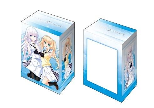 【グッズ-カードケース】Summer Pockets ブシロードデッキホルダーコレクションV2 Vol.799 『しろは&紬』
