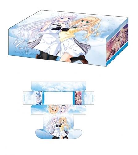 【グッズ-カードケース】Summer Pockets ブシロードストレイジボックスコレクション Vol.335 『しろは&紬』