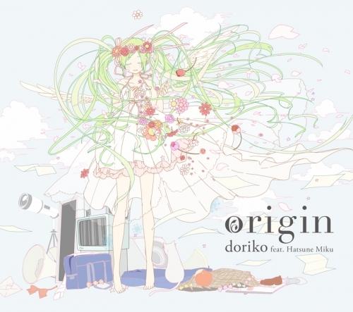 【アルバム】doriko feat. 初音ミク/origin
