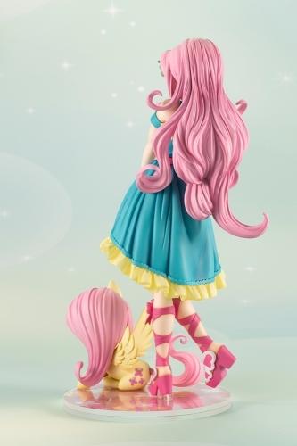 【フィギュア】MY LITTLE PONY美少女 フラッターシャイ 1/7スケール PVC塗装済み完成品【特価】 サブ画像4