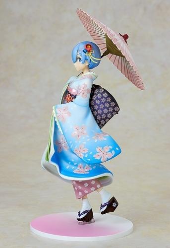 【フィギュア】Re:ゼロから始める異世界生活 レム 浮世絵桜Ver. 1/8スケール ABS&PVC 塗装済み完成品【特価】 サブ画像3