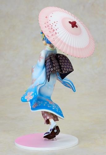 【フィギュア】Re:ゼロから始める異世界生活 レム 浮世絵桜Ver. 1/8スケール ABS&PVC 塗装済み完成品【特価】 サブ画像4