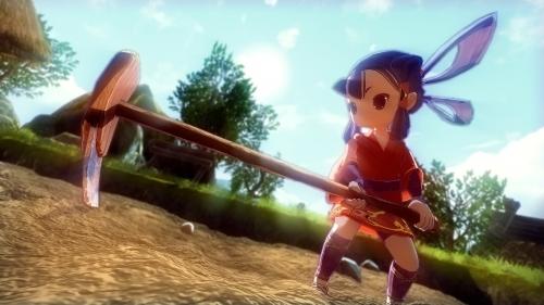 【PS4】天穂のサクナヒメ 彩色画集付限定版 サブ画像2
