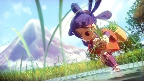 【PS4】天穂のサクナヒメ 彩色画集付限定版 サブ画像3