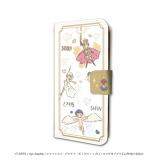 KING OF PRISM -PRIDE the HERO- 手帳型スマホケース(iPhone6/6s/7兼用)03 /ホワイト(グラフアートデザイン)