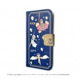 KING OF PRISM -PRIDE the HERO- 手帳型スマホケース(iPhone6/6s/7兼用)04 /ホワイト(グラフアートデザイン)