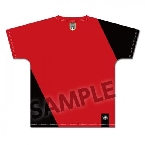 【グッズ-Tシャツ】戦姫絶唱シンフォギアXV フルグラフィックTシャツ 雪音クリス Mサイズ サブ画像2