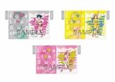 ラブライブ!サンシャイン!! Aqours SPORTS A4クリアファイルセット ①善子・花丸・ルビィ(3枚セット)