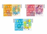 ラブライブ!サンシャイン!! Aqours SPORTS A4クリアファイルセット ②千歌・梨子・曜(3枚セット)