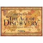 """TrySail First Live Tour """"The Age of Discovery""""/ TrySail 初回生産限定盤(DVD+CD)"""
