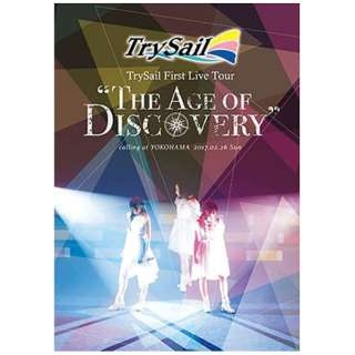 """【Blu-ray】TrySail First Live Tour """"The Age of Discovery""""/ TrySail 通常盤"""
