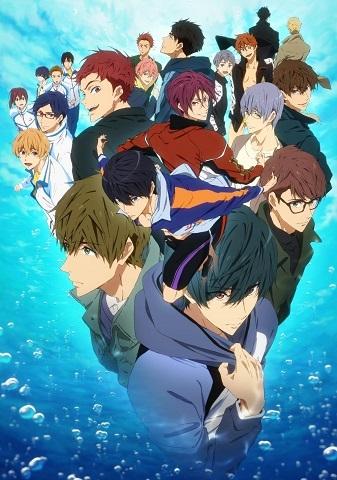 【Blu-ray】TV Free!-Dive to the Future- 5