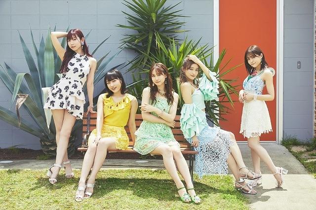 i☆Ris「Summer Dude」発売記念 応援メッセージキャンペーン画像