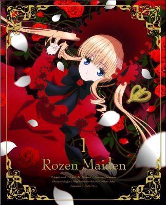 【DVD】TV ローゼンメイデン 1 (2013年7月番組)